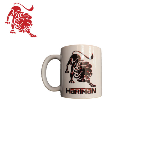 "Кружка с логотипом ""HARTMAN"""