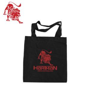"""Сумка тканевая с логотипом """"HARTMAN"""""""