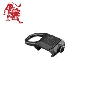 Адаптер на рельсу Пикатини для крепления ремня, (MAG502-BLK), (уточняться о наличии на складе)