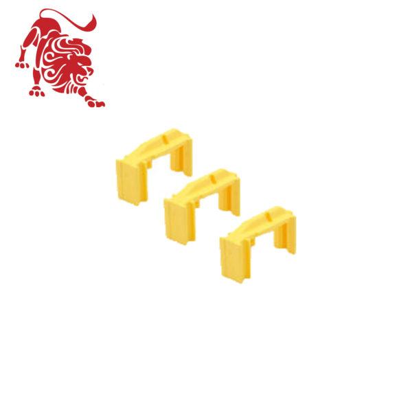 Заглушка на магазин Enhanced Self-Leveling Follower™ – USGI 5.56x45, 3 Pack Yellow, (MAG110-YEL), (уточняться о наличии на складе) (Magpul)