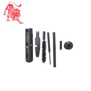 Набор для чистки и разборки оружия АКМ 7,62мм, в метал. пенале