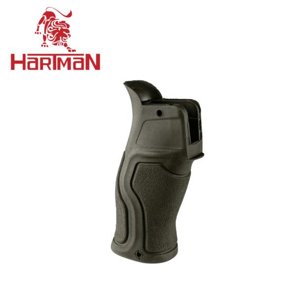 Пистолетная рукоятка прорезиненная GRADUS для M16/M4/AR15