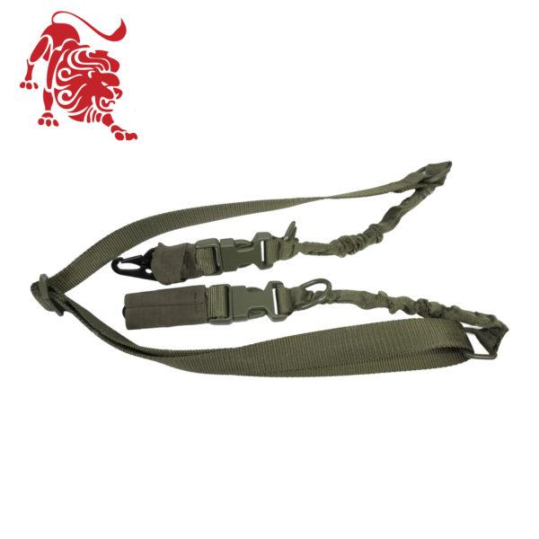 Ремень оружейный двухточечный Y-169, olive