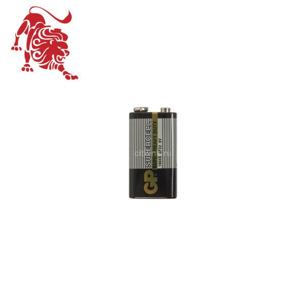 9V Батарейка GP Supercell 1604S 6F22, 1 шт.