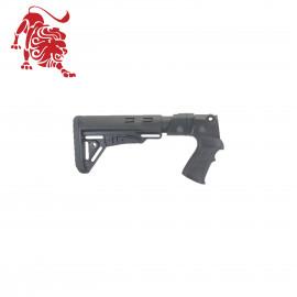 Тактический складной приклад DLG на Armsan, Hatsan, Huglu Atrox, Kral Arms, Set Arms, Derya Arms, Pardus Arms, Oncu Silah, Uzkon TR-X