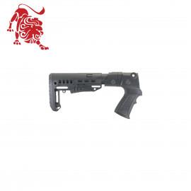Складной телескопический приклад DLG на ATA Arms, A-Tac Force, Altobelli Arms, Balikli Silah, Esrefoglu Silah, Hatsan Escort