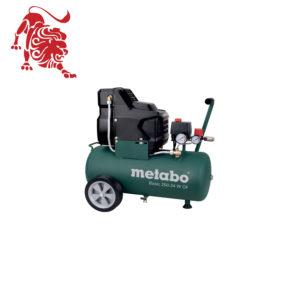Компрессор поршневой METABO Basic 250-24 W OF безмасляный