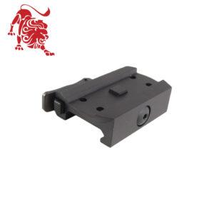 Кронштейн Holosun на Weaver/Picatinny быстросъемный, низкий, для HS403G/GL; HS503FL; HS503GU