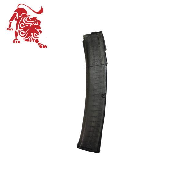 Магазин 10-местный в удл. корп. прозрачно-чёрный в калибре 9х19 (Сайга-9) ИЖ-9х19 сб7-11 УП