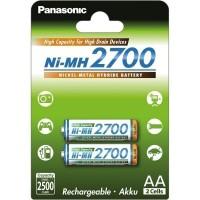 Аккумулятор никель-металл-гидридный (Ni-MH) Panasonic BK-3MCCT/2BE 1900 mA/ч типа АА
