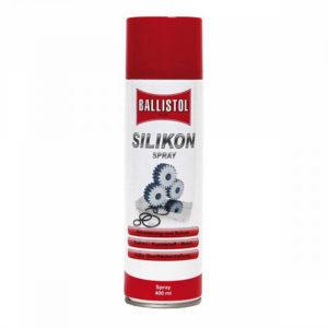 Смазка силиконовая Ballistol Silikon spray 400мл