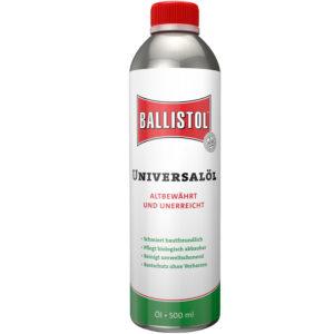 Масло оружейное Ballistol Oil 500мл