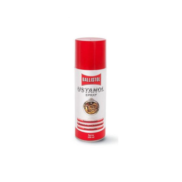 Масло нейтральное Ballistol Ustanol spray 200мл