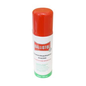 Масло оружейное Ballistol spray 100мл