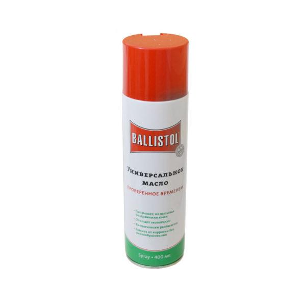 Масло оружейное Ballistol spray 400мл