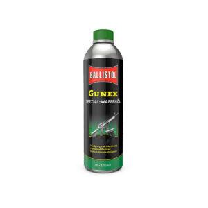 Масло оружейное Ballistol Gunex (500)ml