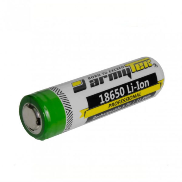 Аккумулятор ARMYTEK 18650 LI-ION 3200 МАЧ A00204