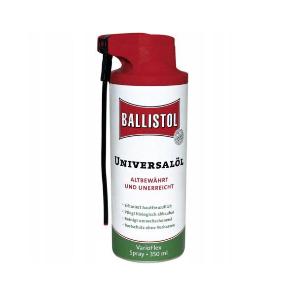 Масло оружейное Ballistol spray VarioFlex 350мл