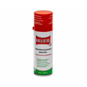 Масло оружейное Ballistol spray 200мл