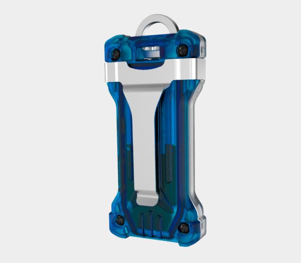 Фонарь ARMYTEK ZIPPY BLUE SAPPHIRE F06001B